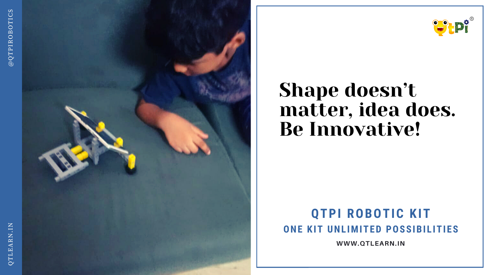 Do innovation shape ideas?