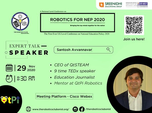Robotics for NEP 2020