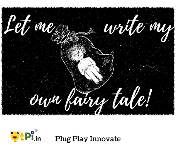 Write your own fairy tale!